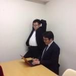 海藤さんと原田さん